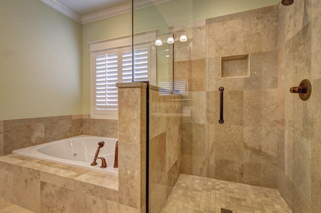 Clean Shower Tile Grout